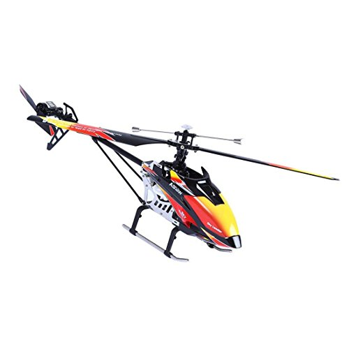 NiGHT LiONS TECH 27.5 inch WL Large V913 2.4G 4CH Single Blade Remote Control RC Helicopter with Gyr - http://coolthings.us