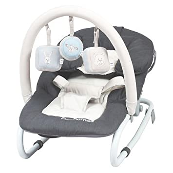 codice promozionale 11377 17790 Comfy prémaman Rocker Chair - Grey: Amazon.co.uk: Baby