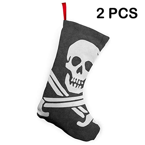Game Life Pirate Christmas Socks Santa -