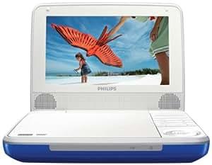 Philips PET741N/37 reproductor de dvd - reproductores de dvd (480 x 234 Pixeles, 32 - 320 Kbit/s, 195 x 153 x 38 mm, 154,1 x 86,6 mm)