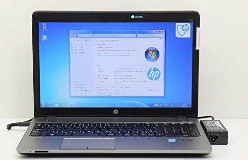 【最新入荷】 【中古 G1】 hp ProBook 450 G1 Core【中古】 i5 2.5GHz i5/4GB/320GB/Multi/15.6W/Win7 B01NBKDUVJ, カタヒガシムラ:5550e599 --- arianechie.dominiotemporario.com