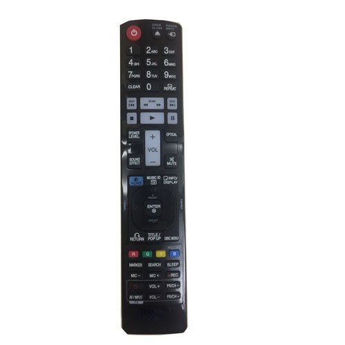 EASY Replacement Remote Control for LG HB905TAW BH6730 BH9520TW DVD Blu-ray Home Theater System