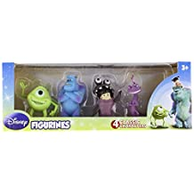 "Disney Monsters Inc. 2"" Figure 4-pack: Mike, Sully, Boo, and Randall"