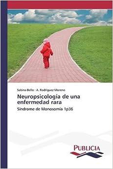 Book Neuropsicología de una enfermedad rara