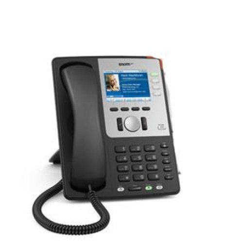 Snom 821 – Voip Phone – Black