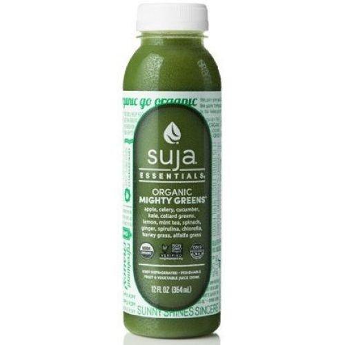 Suja Juice Organic Mighty Greens Juice, 12 Fluid Ounce -- 6 per case.
