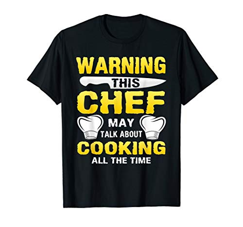 Chef Knife Gift for Cooking Chefs T-Shirt (Knife Dick 10' Chefs)