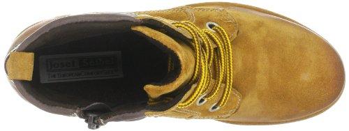Josef Seibel Schuhfabrik GmbH Ina 02 82339 MI949 943 Damen Fashion Halbstiefel & Stiefeletten Braun (amber/espresso 943)