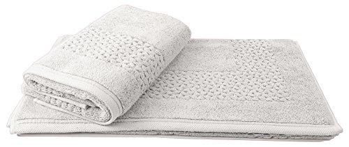 Classic Turkish Towels 2 Piece Bath Mat Set 20 x 33 inch - S