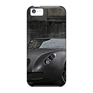 New Style StellasKeller Matte Black Eismann Premium Tpu Cover Case For Iphone 5c