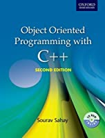 Object Oriented Programming with C++, 2nd Edition Front Cover