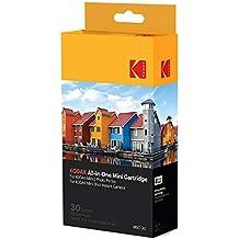 Kodak Mini 2 Photo Printer Cartridge MC All-in-One Paper and Color Ink Cartridge Refill - Compatible with Mini Shot Camera, Mini 2 Printer (Not Original Mini) 30 Pack