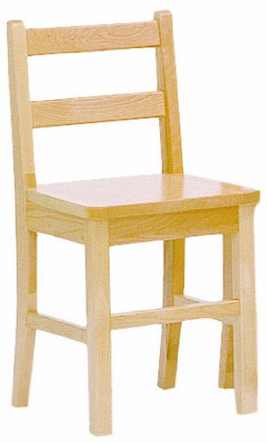 Steffy Wood Products 10-Inch Solid Maple Chair