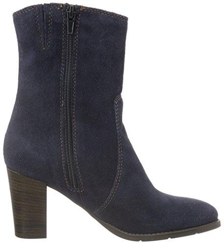 Tamaris 25385, Botines para Mujer Azul (NAVY 805)