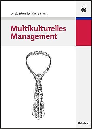 Téléchargements ebook gratuits pour kindle touch Multikulturelles Management by Ursula Schneider (2007-08-13) PDF