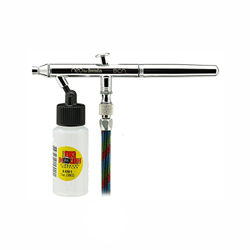 NEO BCN Siphon Feed Dual Action Airbrush