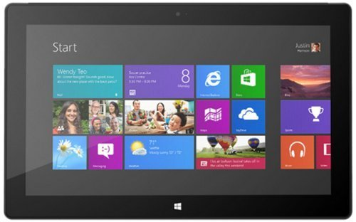 Microsoft Surface Pro 64GB Tablet