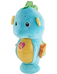 Fisher-Price Soothe & Glow Seahorse, Blue BOBEBE Online Baby Store From New York to Miami and Los Angeles
