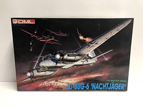 Ju-88G-6 NACHJAGER DML Master Series 1/48 scale Model -