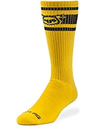 Hookd Up Sport Socks 2.0 (Yellow)