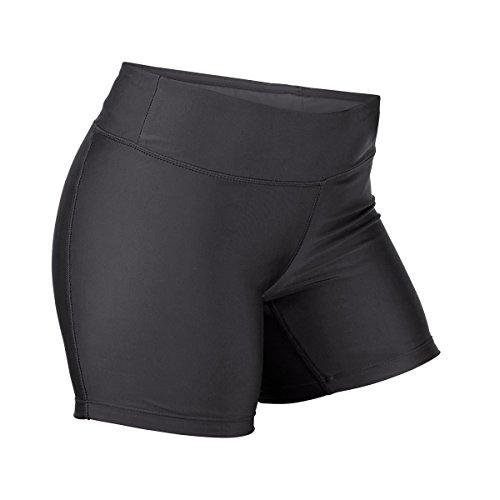 UV Skinz UPF 50+ Womens Active Swim Shorts - Charcoal - M ()