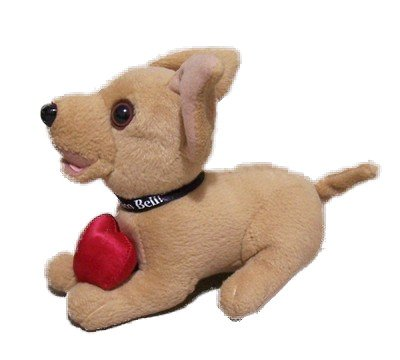 Taco Bell Chihuahua Yo Quiero Taco Bell Dog Plush With Heart Growl Sound
