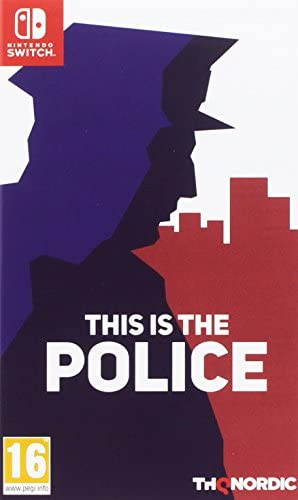 This is the Police (Nintendo Switch) (輸入版)