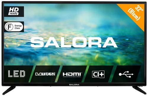 "Salora 2100 series 32LTC2100 tv 81,3 cm (32″"") HD Zwart"