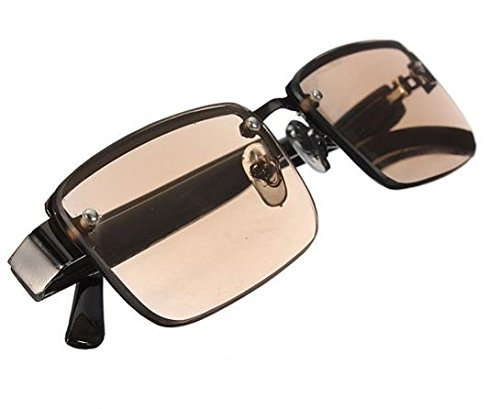Brown Crystal Presbyopic Fatigue Relieve Reading Glasses Sunglasses Strength 3.0 by - Loss Weight Sunglasses