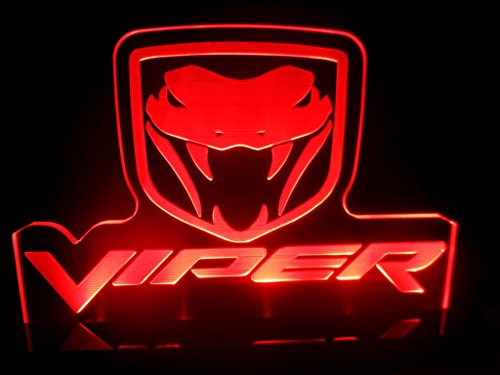 fangs-viper-2-logo-sport-car-dodge-led-lamp-night-light-man-cave-room-game-room-signs