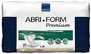 ABENA Abri Form Air plus - Pañales para adultos (talla S super)
