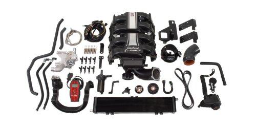 Edelbrock 1583 Complete Supercharger Kit for Ford F-150 2-Wheel Drive 3V 5.4L (Ford F-150 Supercharger)