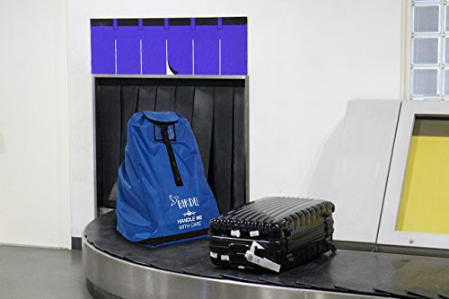 Birdee Car Seat Travel Bag For Airport Gate Check