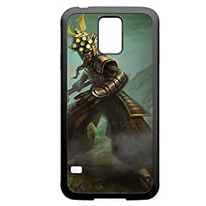MasterYi-002 League of Legends LoL For Case Ipod Touch 5 Cover - Hard Black