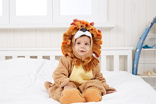 Super-cute lion for toddlers