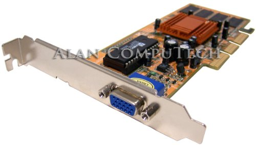 SiS305 32MB AGP Video Card