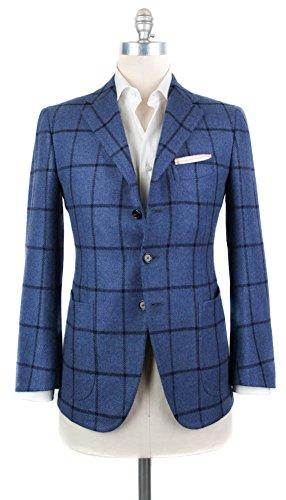 new-cesare-attolini-blue-sportcoat-38-48
