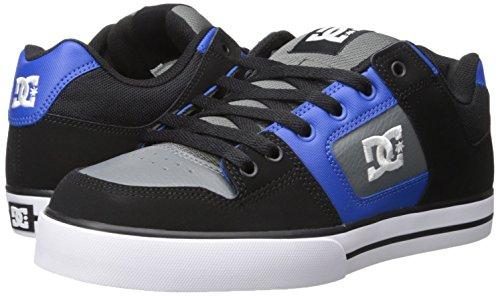 Dc Scarpe Da Uomo Pure Trainer Black blue grey