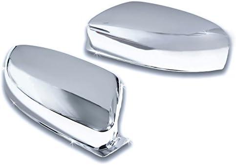 2011-2014 CHRYSLER 200+300+300C Triple Chrome Plated Full Mirror Cover a pair