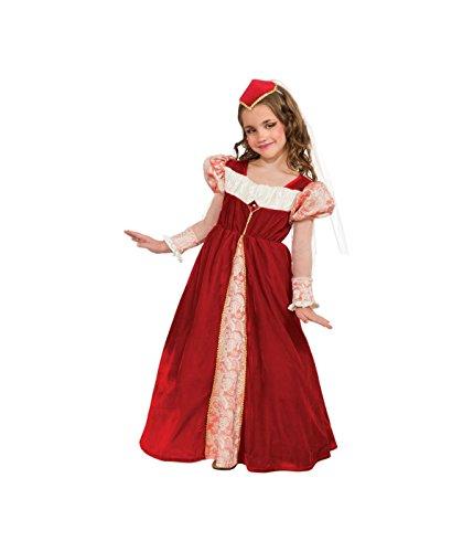 Rubie's Red Jewel Princess Dress-Up Costume, Large