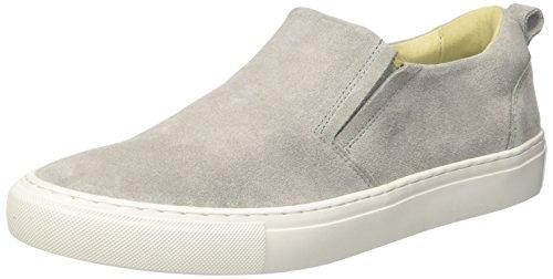 Uomo Grigio Grey Infilare rack Adam S Shoe Sneaker wqXBFvP