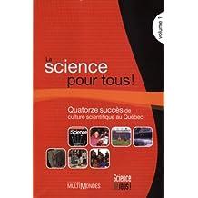 Science (La) pour tous