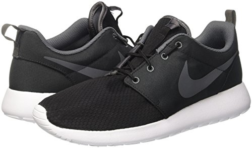 Nike MF Unlined - Chaqueta de running para mujer Negro (Black/dark Grey/dark Grey/whit)