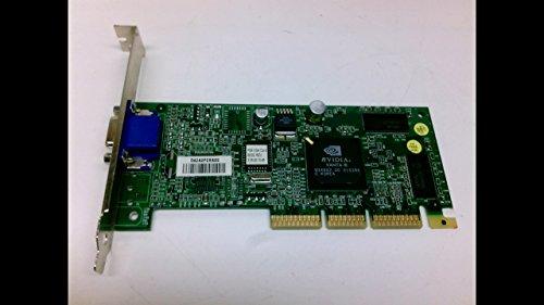 NVIDIA IBM 25p4058 16 MB AGP Tarjeta de Video 180-p0026 ...