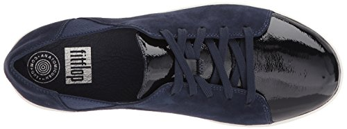 Baskets À Lacets F-sporty De Fitflop Pour Femmes Midnight Navy Mix