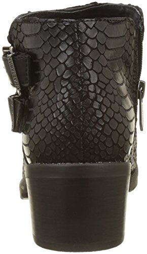Biker CHATTAWAK Black Margot Black WoMen Boots qwExZzPwa