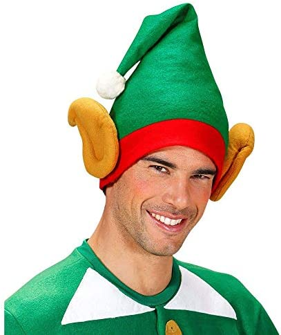 Babbo Natale Cappello Adulto 1503P WIDMANN Multicolore