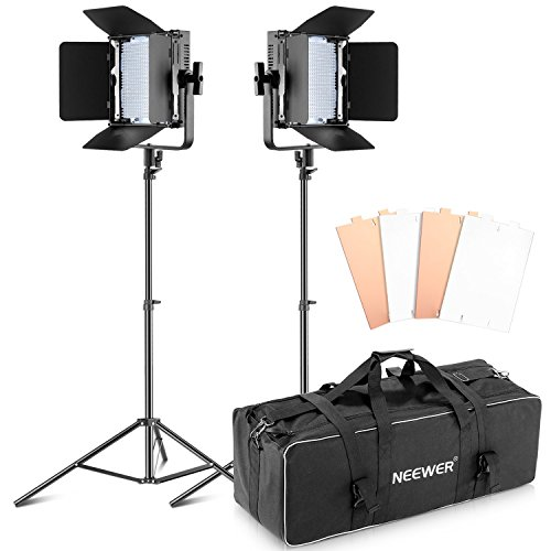 Bestlight Dimmable Continuous Panasonic Camcorder