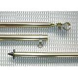 Piper Campingartikel Stahl orkanstütze 22 mm 165 260 cm, 610/026