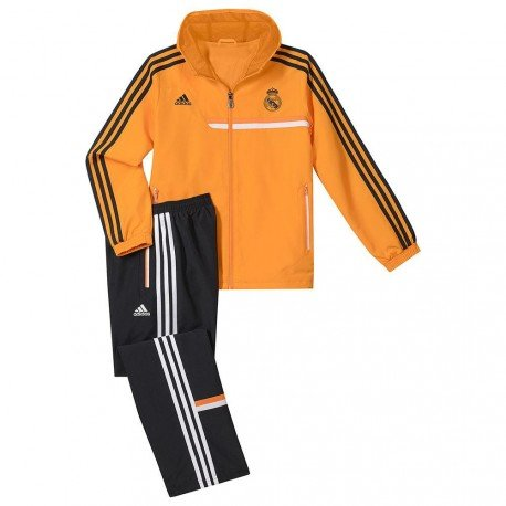 Real PRE siguiente I-Survêtement Adidas-Balón de fútbol para niño ...